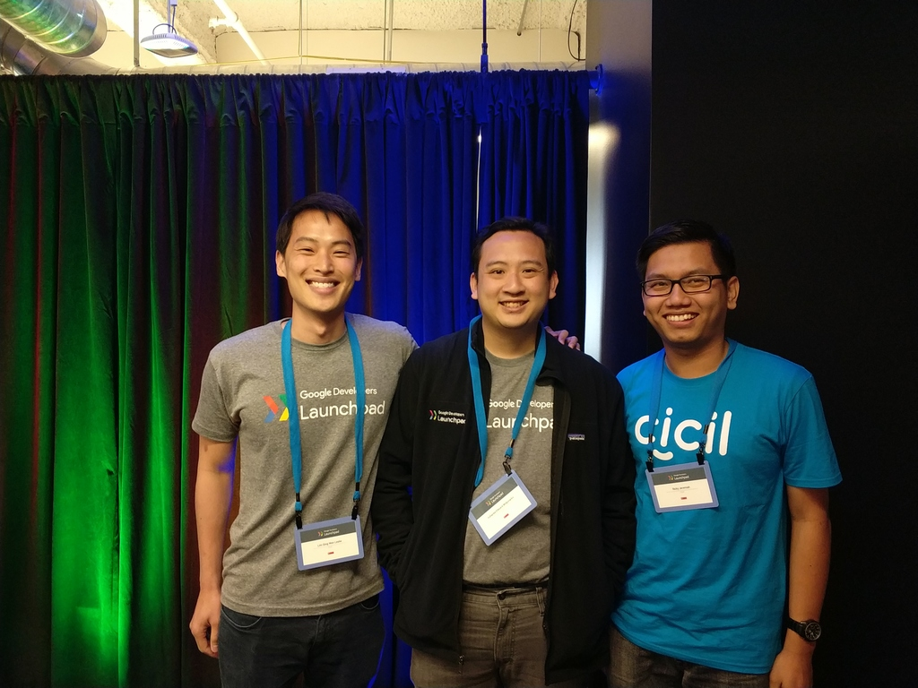 Cicil Founders