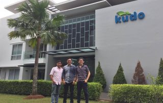 Kudo Founder | Photo