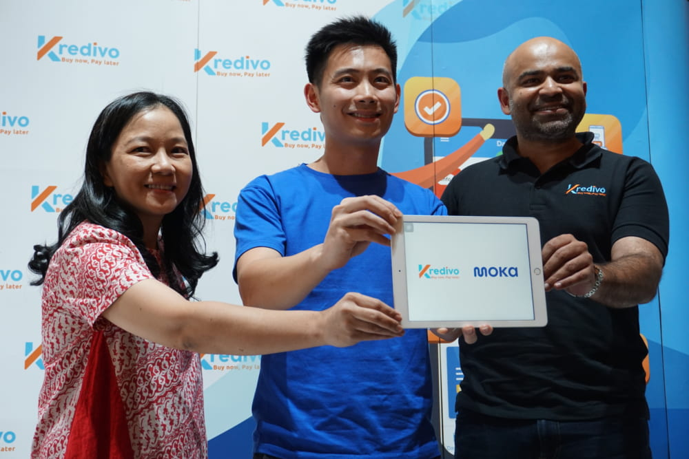 Moka And Kredivo Team Up For Offline Transactions