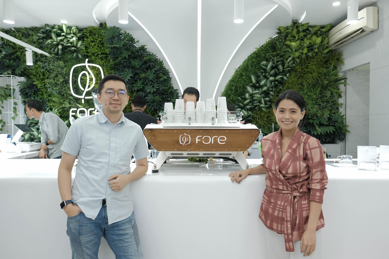 Paduan Kopi dan Teknologi Ala Robin Boe