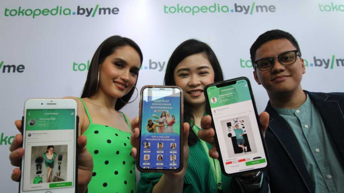 Tokopedia ByMe | Featured Image