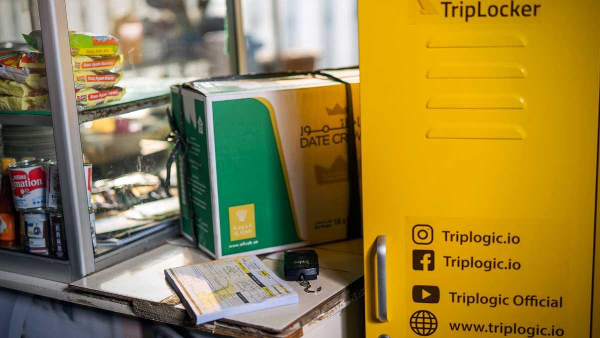 Triplogic Locker Pendanaan | Photo