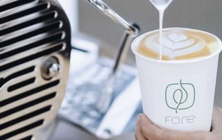 Fore Coffee Cup Kopi | Photo