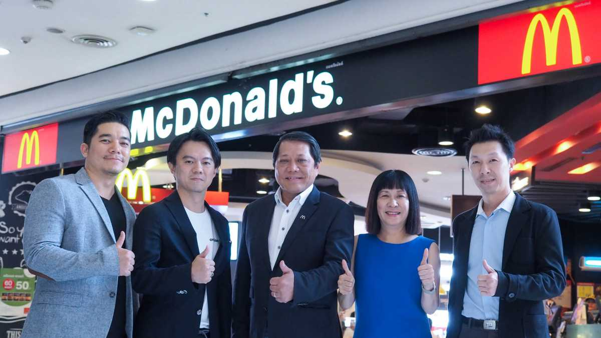 Omise Partners with McDonald's to Provide Seamless Payment Experience