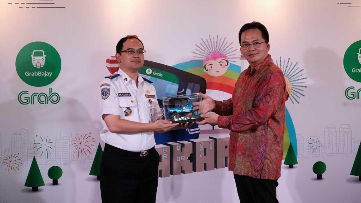GrabBajay Resmi Beroperasi, Coba Gaet Wisatawan Asing dengan Transportasi Ikonik