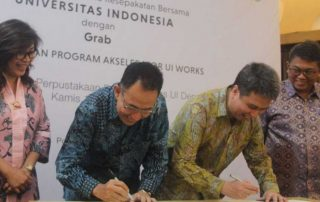 Grab University of Indonesia