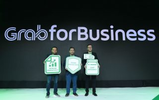 Grab for Business Launching