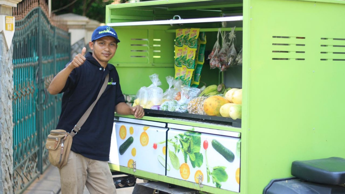 Kedai Sayur Raise $4 Million Led by East Ventures