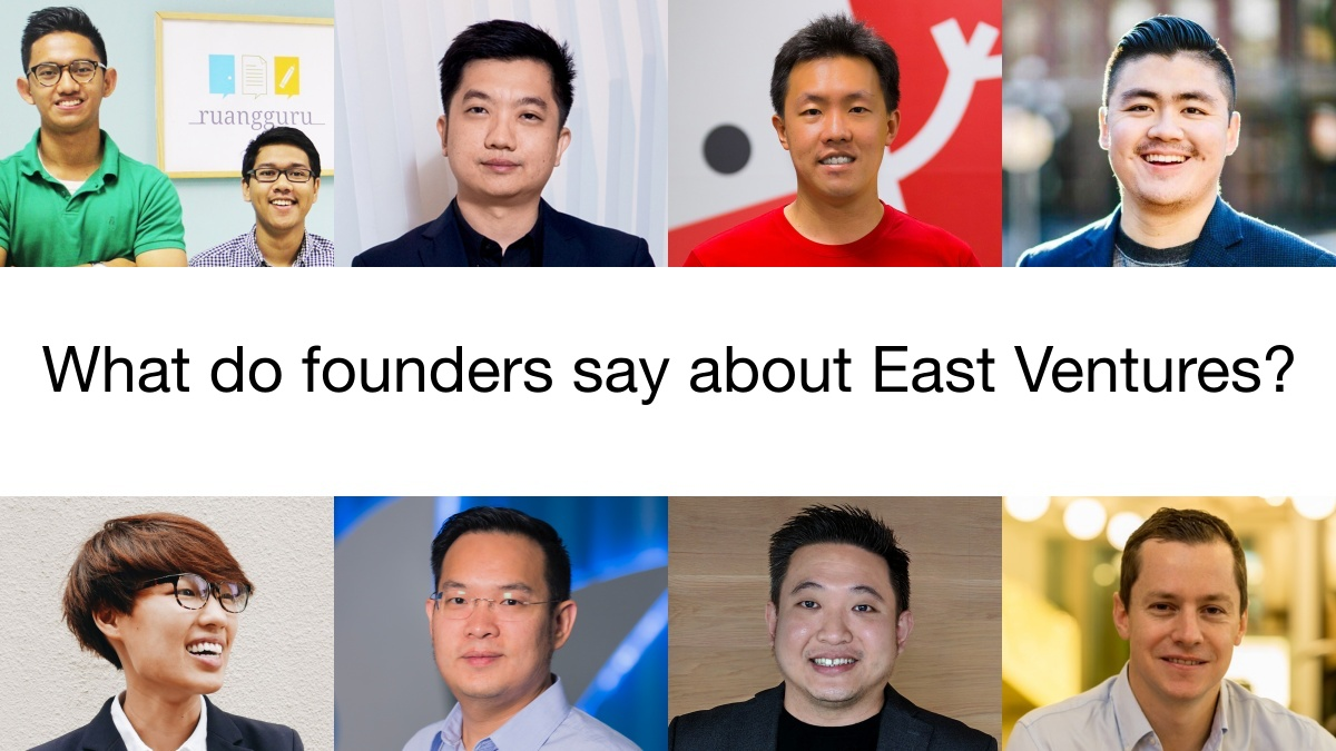 What do Founders Say about East Ventures?