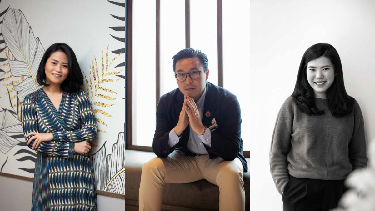 Chrisanti Indiana, Elisa Suteja, and Jeff Budiman are listed on Prestige's 40 Under 40 List