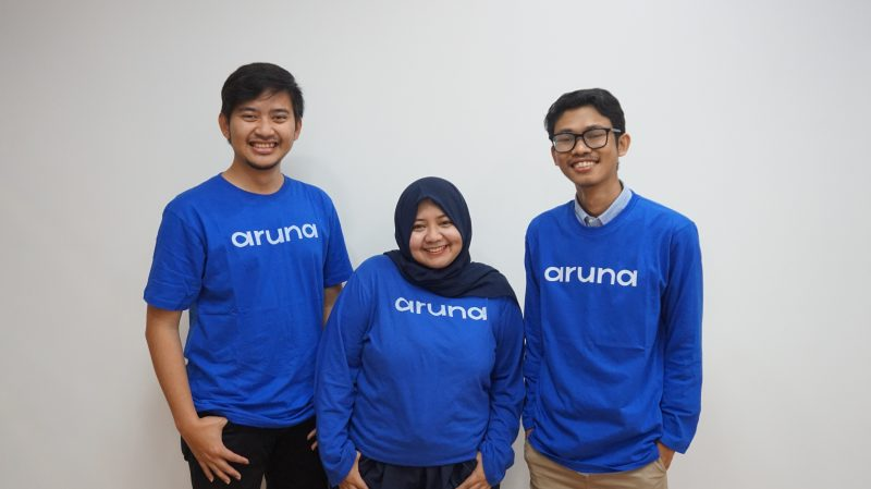 Aruna founders