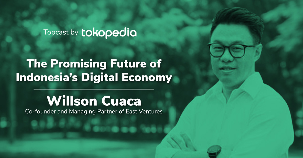 Willson Cuaca: Covid-19 spurs leap in Indonesia digital transformation
