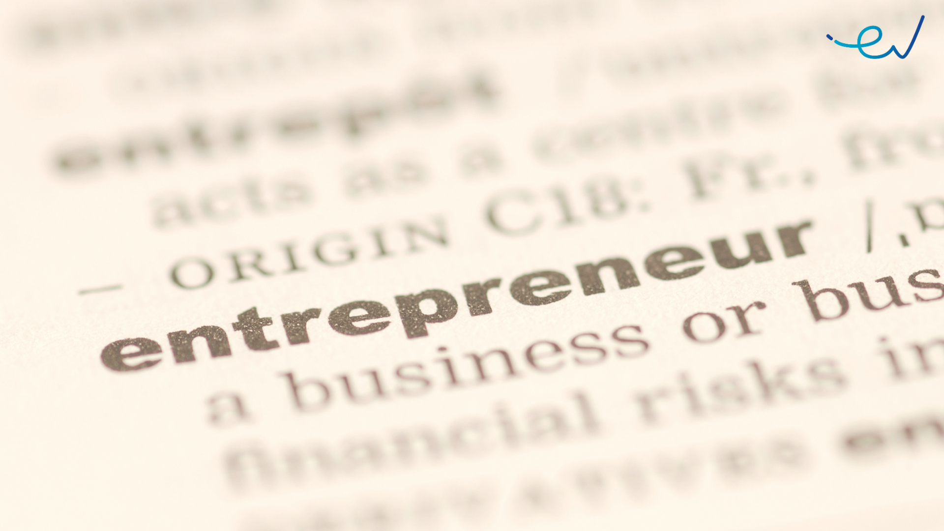 Crisis or no crisis, entrepreneurship persists