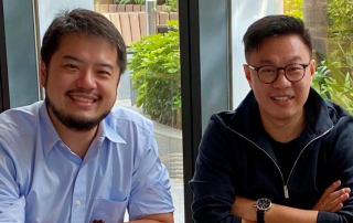 Koh Wai Kit, Venture Partner, and Willson Cuaca, Co-founder and Managing Partner at East Ventures