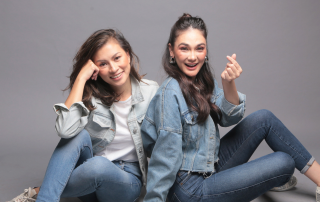 Marianne Rumantir and Luna Maya, Cofounders of MemberID