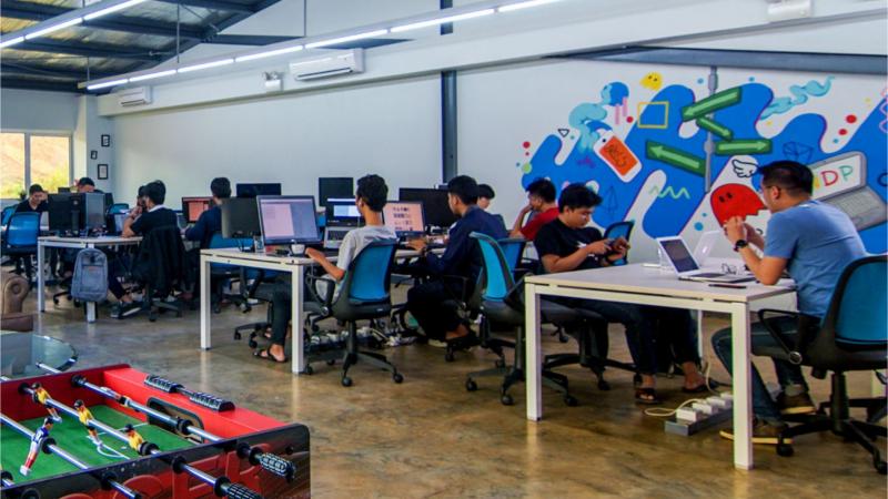 Digital talents at Nongsa Digital Park