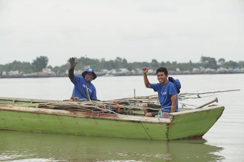 Aruna tingkatkan kesejahteraan nelayan lewat ekosistem berkelanjutan