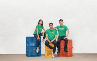 Pasarnow's Co-founders